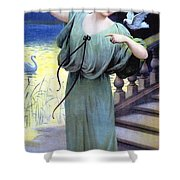 Chaussres Laffite Shower Curtain