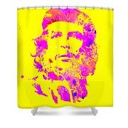 Che Guevara 2a Shower Curtain