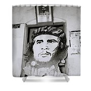Che The Revolutionary Shower Curtain