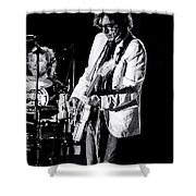 Cheap Trick 5 - Silver Springs Florida 2014 Shower Curtain