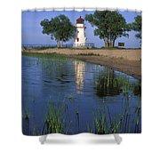 Cheboygan Crib Light - Fs000378 Shower Curtain