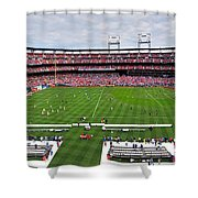 Chelsea Vs Manchester City At Busch Shower Curtain
