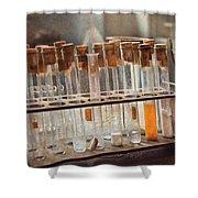 Chemist - Specimen Shower Curtain