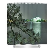 Cherry Blossoms 2013 - 102 Shower Curtain