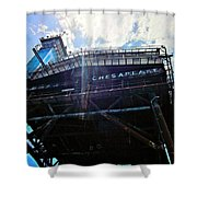 Chesapeake Lighthouse 2 Shower Curtain