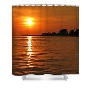 Chesapeake Sun Shower Curtain