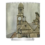 Chester England Shower Curtain