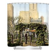 Chesterfield Cigarettes Shower Curtain