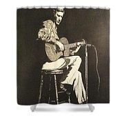 Chet Adkins 1975 Shower Curtain