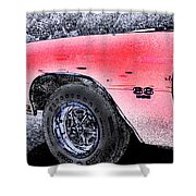 Chevelle Ss 356 Shower Curtain