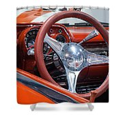 Chevrolet Bel Air Shower Curtain