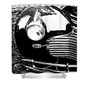 Chevrolet Classic Shower Curtain