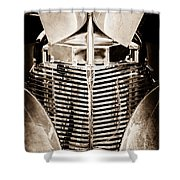 Chevrolet Grille Shower Curtain