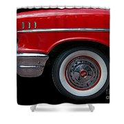 Chevy Bel Air - Sf Shower Curtain