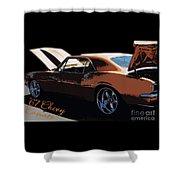 Chevy Camaro 67 Shower Curtain