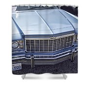 Chevy Caprice  Shower Curtain