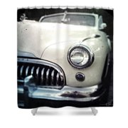 Chevy Doughboy Shower Curtain