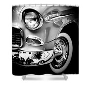 Chevy Lines Shower Curtain