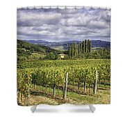 Chianti Country Shower Curtain
