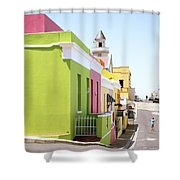 Chiappini Street Shower Curtain
