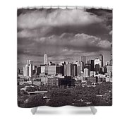 Chicago Afternoon  Shower Curtain