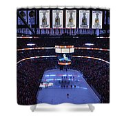 Chicago Blackhawks Please Stand Up Shower Curtain