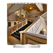 Chicago Cultural Center Shower Curtain