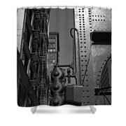 Chicago My Favorite City 4 Shower Curtain