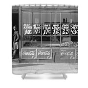 Chicago Store, 1941 Shower Curtain