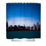 Chicago Shower Curtain