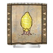 Chick Six Shower Curtain