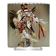 Pow Wow Dreamtime 1 Shower Curtain