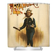 Chief Of Police Shower Curtain