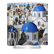 Chiese Ortodosse Shower Curtain