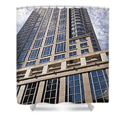 Chifley Tower Officce Building In Sydney Shower Curtain