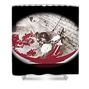 Child Tohono O'odham Hammock #1 Unknown Location And Date - 2013 Shower Curtain