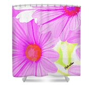 Childhood Innocence Shower Curtain
