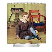 Childhood Shower Curtain