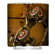 Childhood Moments Shower Curtain