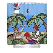 Children 1 Shower Curtain