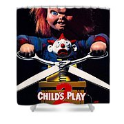Childs Play 2  Shower Curtain