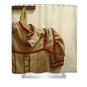 Child's Wardrobe Shower Curtain