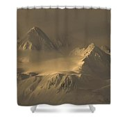 Chilkat Range Shower Curtain