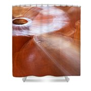 Chimineas #2 Shower Curtain by Stuart Litoff