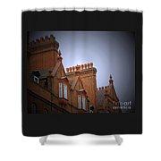 Chimney Pots Shower Curtain