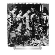 China: Ceremony, C1919 Shower Curtain