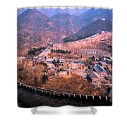 China Great Wall Adventure By Jrr Shower Curtain