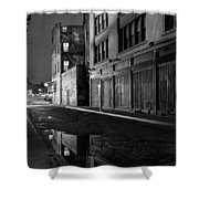 Chinatown New York City - Forsythe Street Shower Curtain