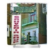 Chinatown Souvenir Shop No. 2 Shower Curtain