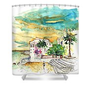 Chipiona Spain 04 Shower Curtain